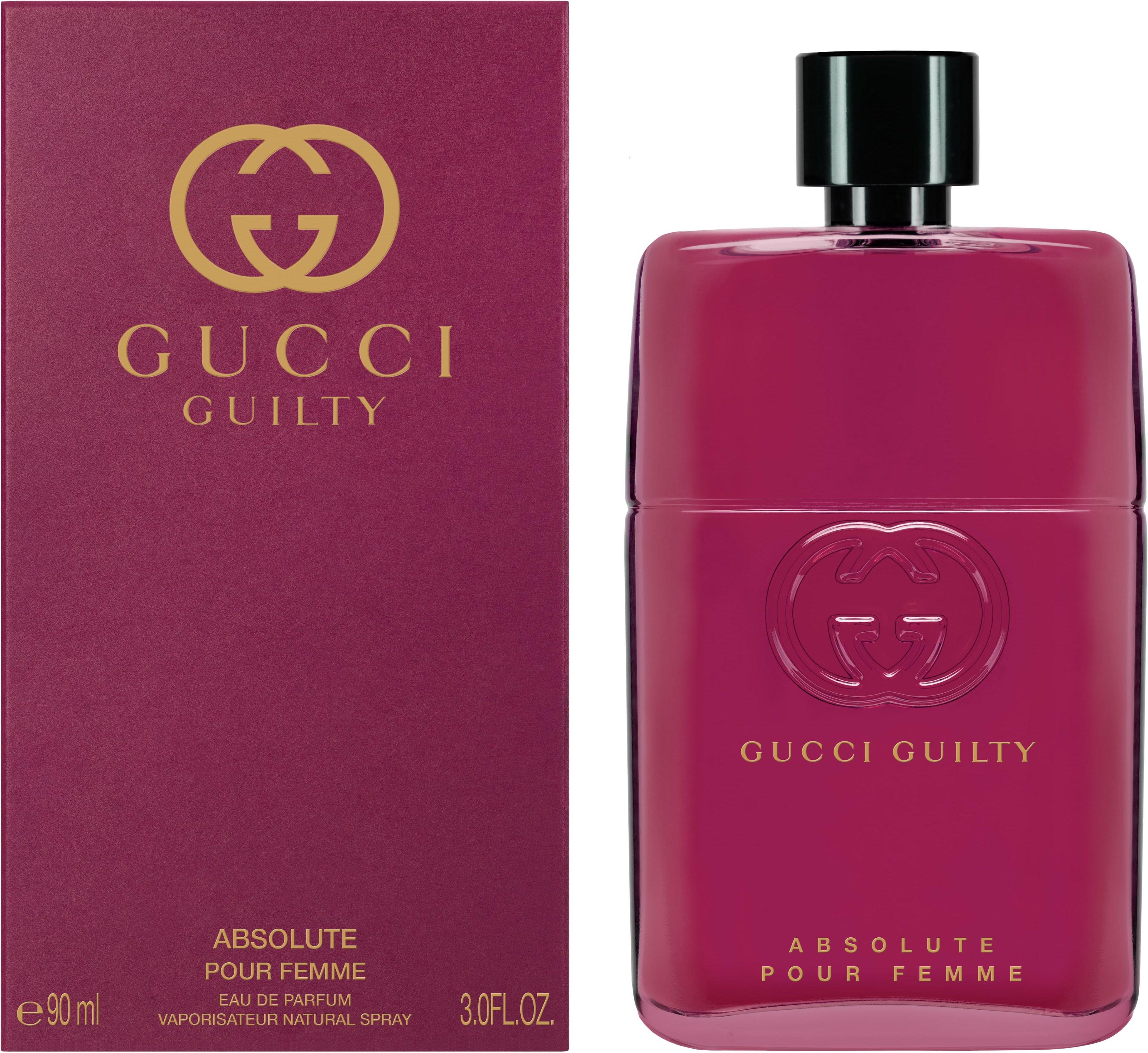 Gucci Guilty Absolute Pour Femme Eau de Parfum 90ml