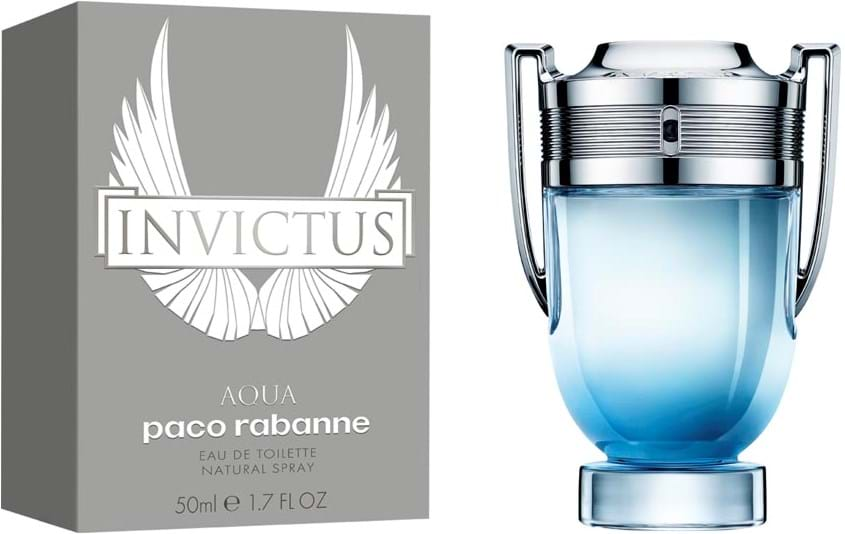 Paco Rabanne Invictus Aqua Eau de Toilette 50ml