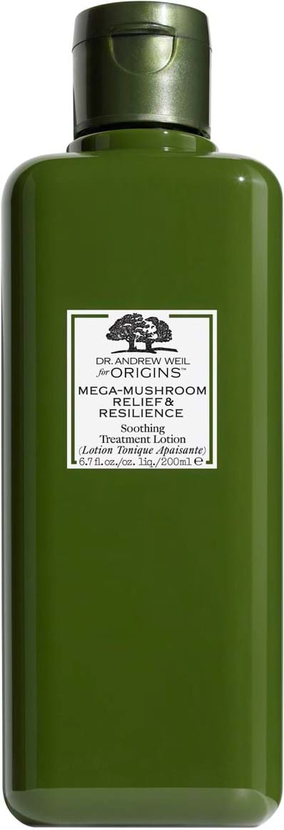 Origins Mega Mushroom Dr. Weil Skin Relief Soothing Treatment Lotion 200 ml