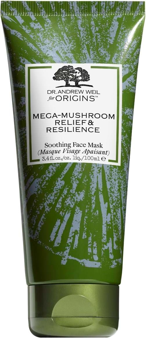 Origins Mega Mushroom Dr. Weil Relief und Resilience Soothing Face Mask 100 ml