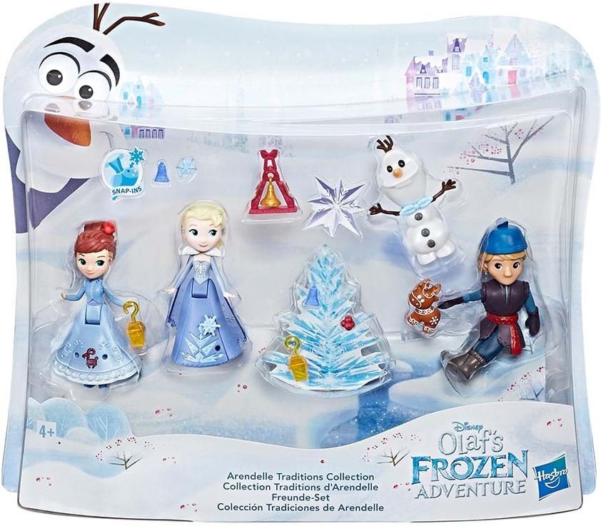 Disney Eiskönigin, frz sd arendelle traditions collection