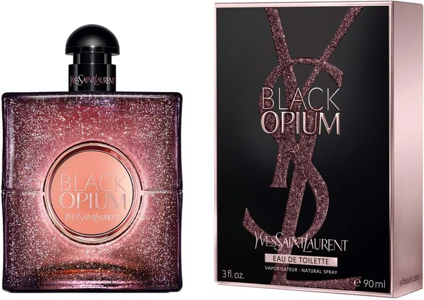 Yves Saint Laurent Black Opium The Glow Eau de Toilette 90 ml