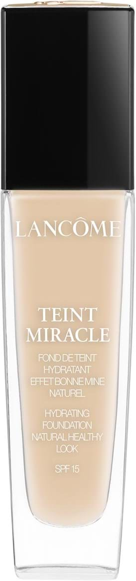 Lancôme Teint Miracle Liquid foundation N° 01 Sable albâtre 30 ml