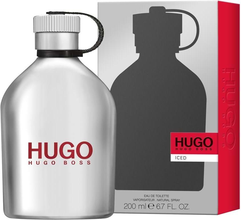 Boss Hugo Iced Eau de Toilette 200ml