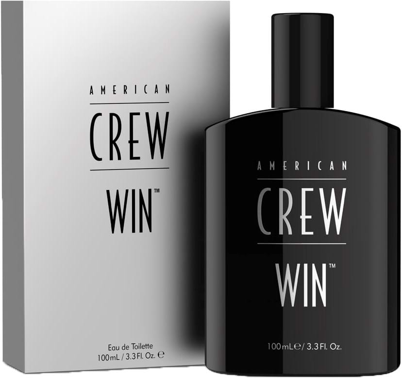 American Crew Fragrance WIN Eau de Toilette 100 ml