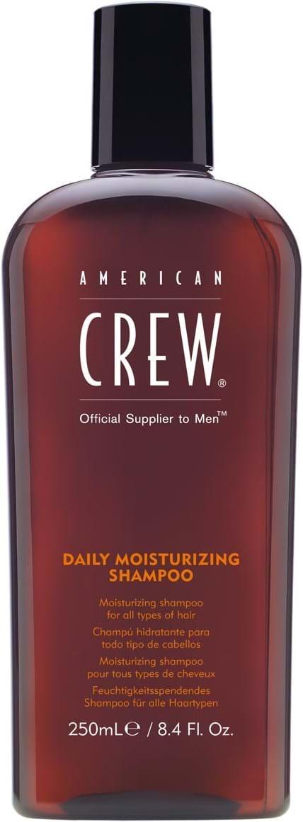 American Crew Hair&BodyCare Daily Moisturizing Shampoo 250 ml
