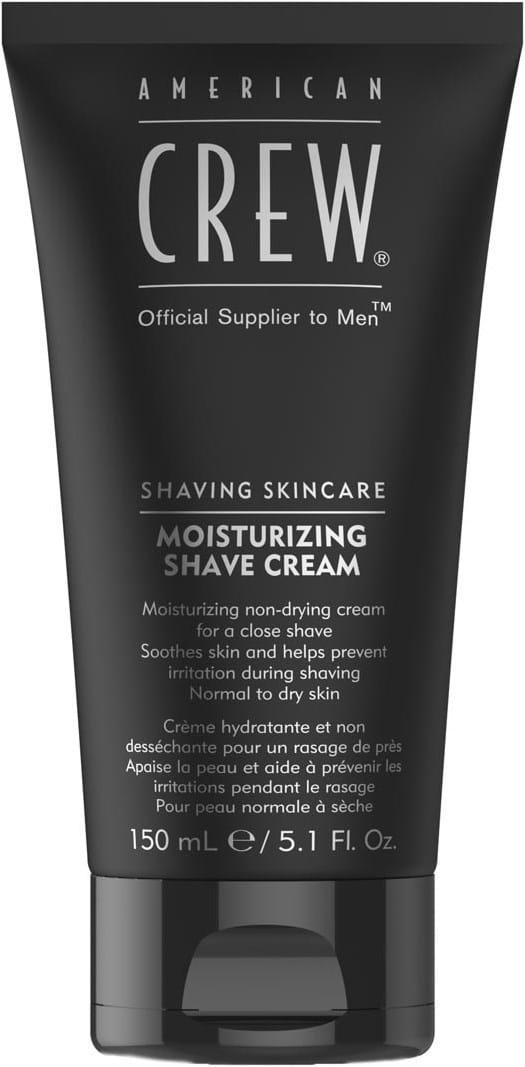 American Crew Shaving&Skincare Shaving Skincare – fugtende barbercreme 150ml