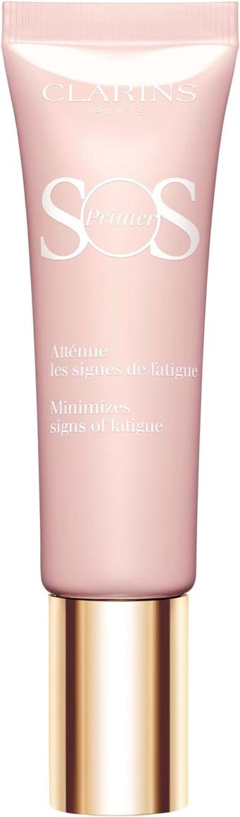 Clarins Colour control‑primer N° 01 rose 30 ml