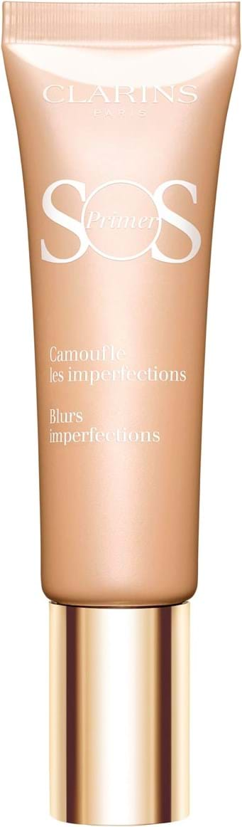 Clarins Colour control‑primer N° 02 Peach 30 ml