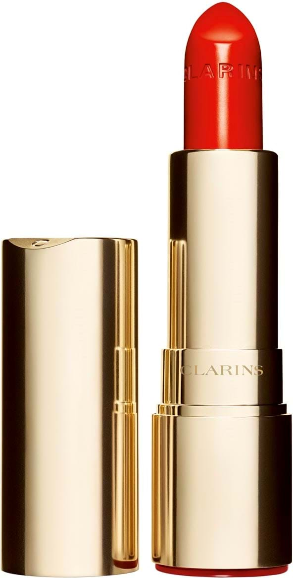 Clarins joli rouge‑læbestift N° 761 orange pop