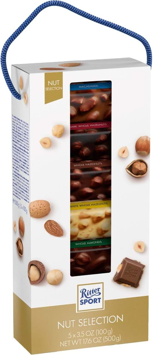 Ritter Sport Nut Selection 500g