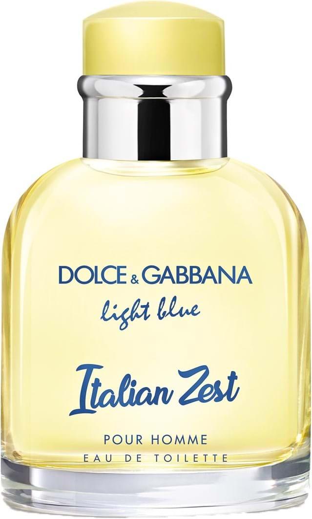 Dolce & Gabbana Light Blue Pour Homme Italian Zest Eau de Toilette 75ml