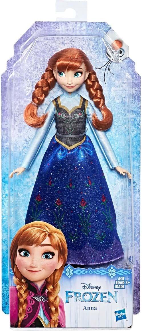 Frozen, frz classic fd anna