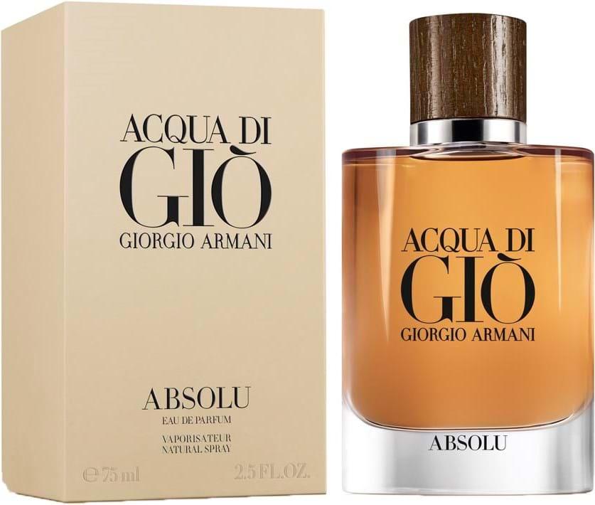 Giorgio Armani Acqua di Gio pour Homme Eau de Parfum 75ml
