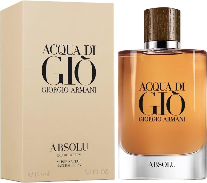 Giorgio Armani Acqua di Gio pour Homme Eau de Parfum 125 ml