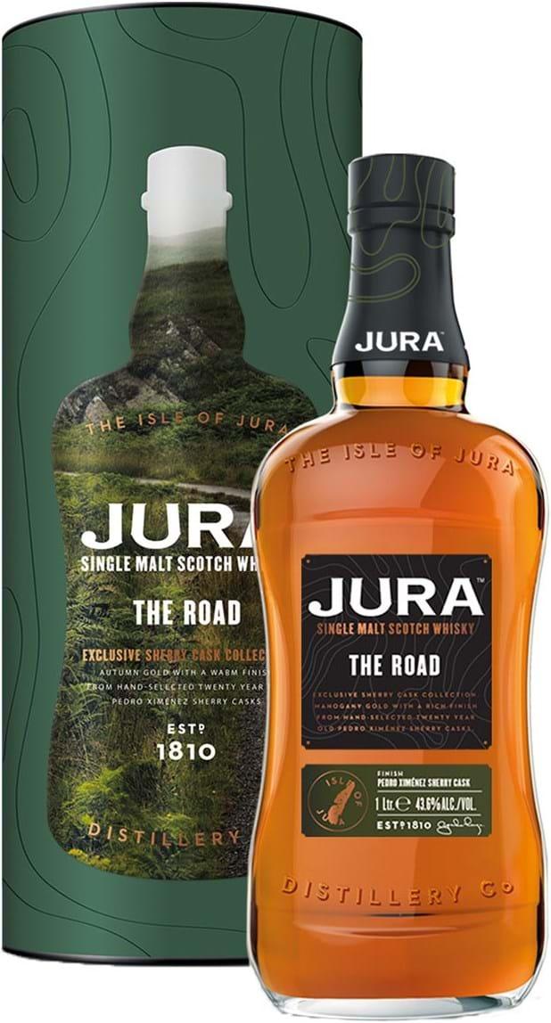 Jura The Road 43,6% 1L GP