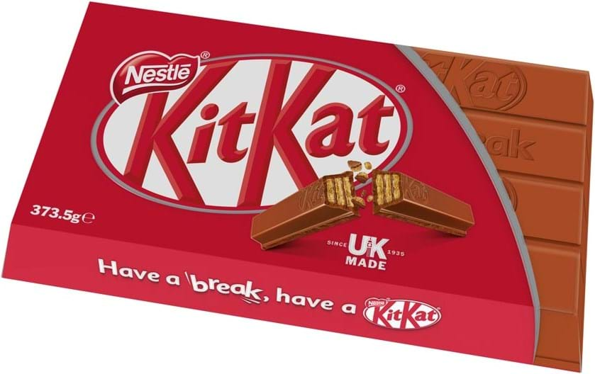 KitKat 4Finger Iconic Milk 373.5g