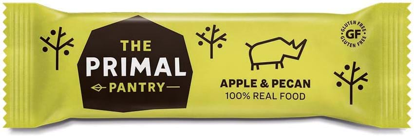 Primal Pantry Raw Bar med æble og pekannødder 45g