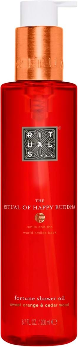 Rituals Happy Buddha-bruseolie 200 ml