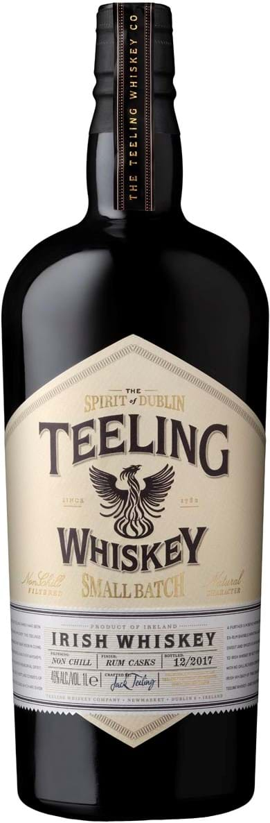 Teeling Small Batch Whiskey 46% 1L