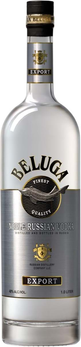 Beluga Vodka 40 % 1L
