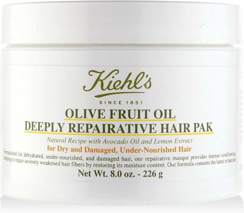 Kiehl`s Olive Fruit Oil Deep Hair Repair Pak 250 ml