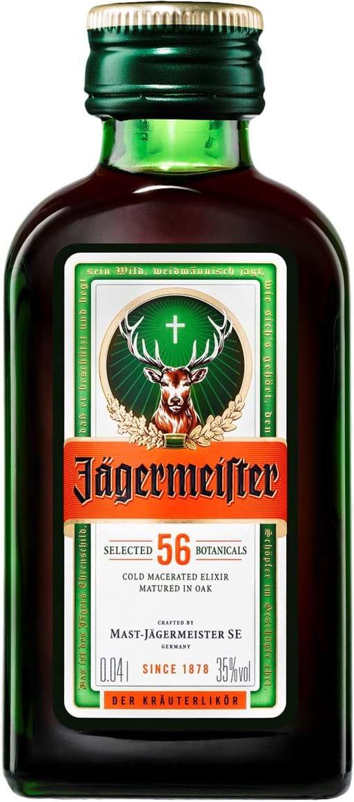 Jägermeister 35% 0,04L