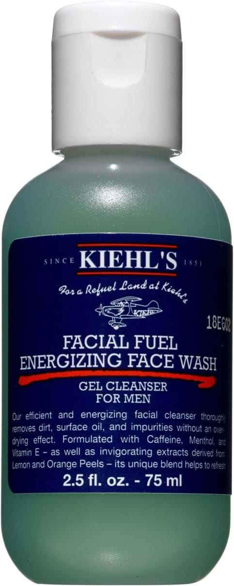 Kiehl`s Facial Fuel Energizing Cleanser for Men 75 ml