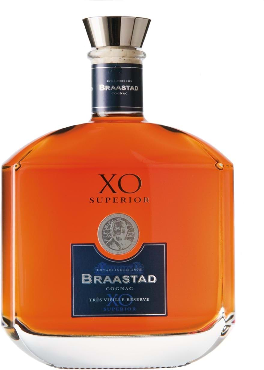 Braastad XO Superior 40% 1L*