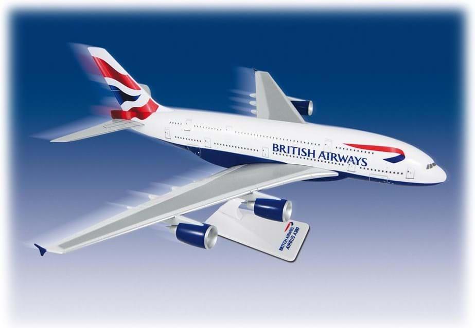 Premier Portfolio, line: PP. British Airways Branded R., airplane