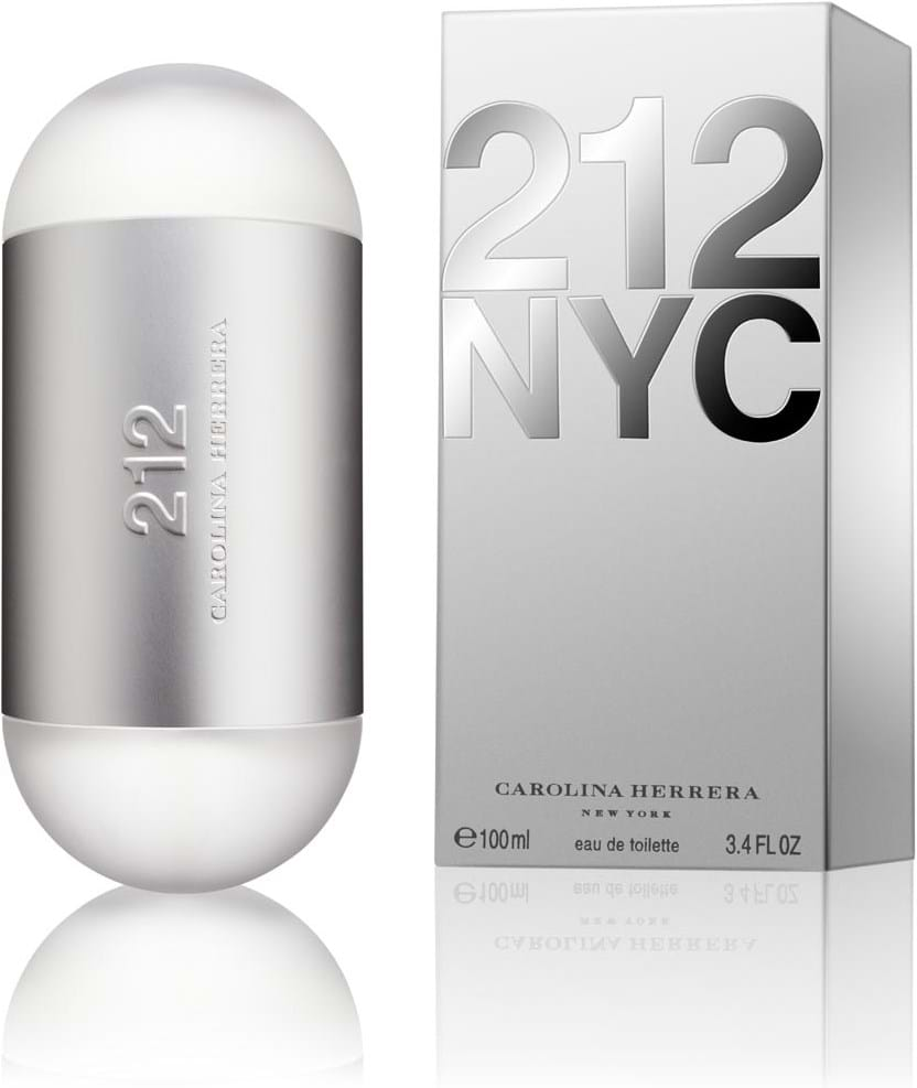Carolina Herrera 212 Eau de Toilette 100 ml