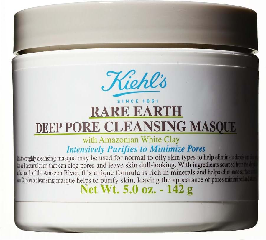 Kiehl`s Rare Earth Pore Cleansing Masque 125 ml
