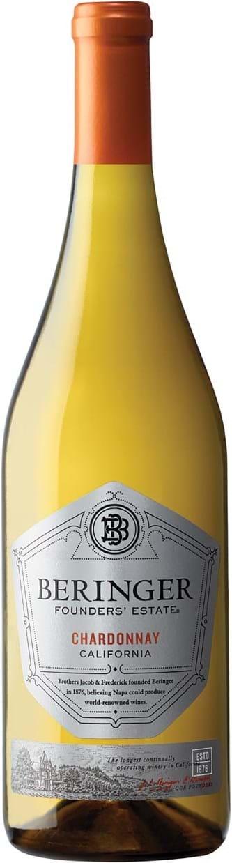 Beringer, Founders' Estate, Chardonnay, California, dry, white, 0.75L
