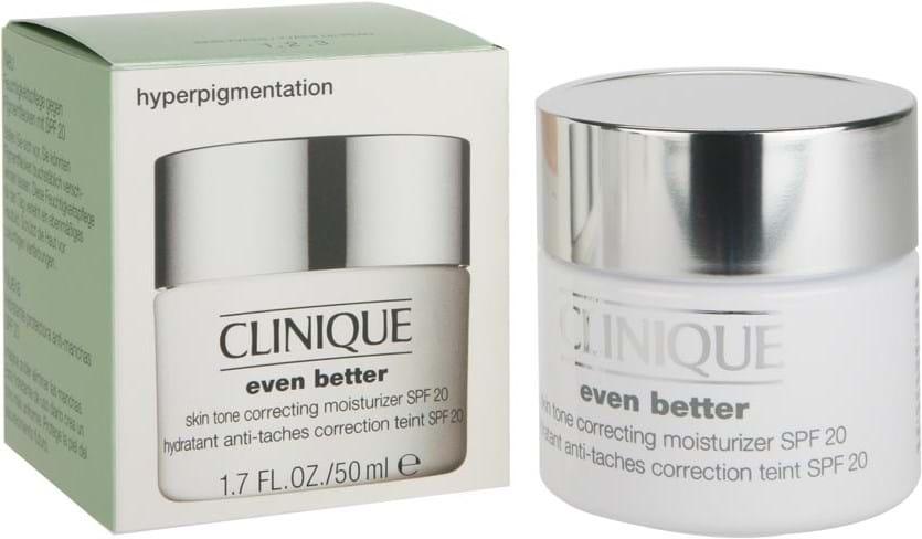 Clinique Even Better Skin Tone Correcting Moisturizer SPF 20 50 ml