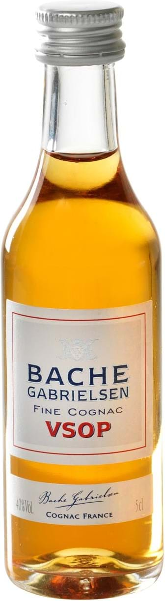 Bache-Gabrielsen VSOP 40% 0.05L