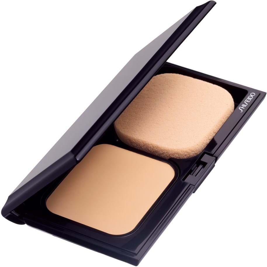 Shiseido Sheer Matifying Foundation N°I60 Natural Deep Ivory
