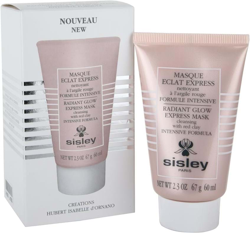 Sisley Masque Eclat Express à l'Argile Rouge Formule Intensive Mask 60 ml