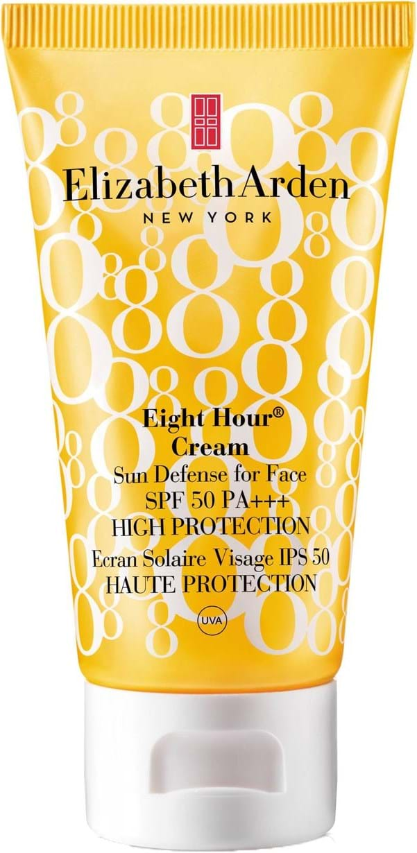Elizabeth Arden Eight Hour Cream Sun Defense for Face SPF 50 Sunscreen, 50 ml