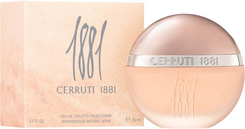 Nino Cerruti 1881 Femme Eau de Toilette 50ml