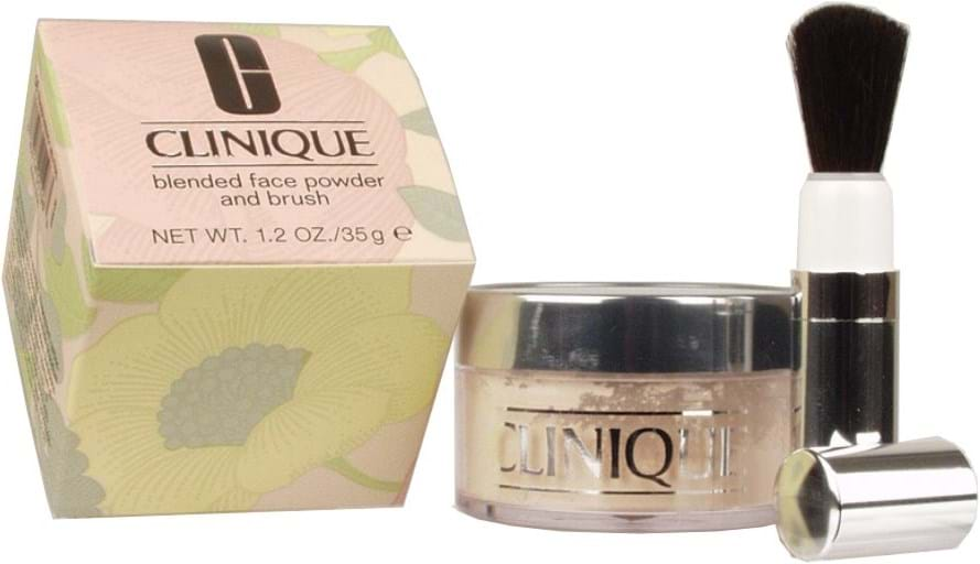 Clinique Blended Face Powder/Brush Transparency Neutral