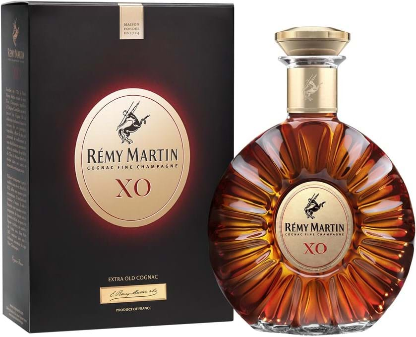 Rémy Martin XO Exclusive 40% 0,35L gaveæske