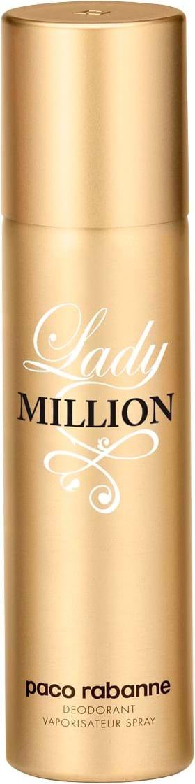 Paco Rabanne Lady Million Deodorant 150 ml