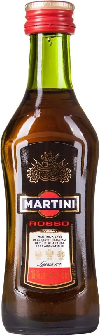 Martini Rosso 15% 0.05L