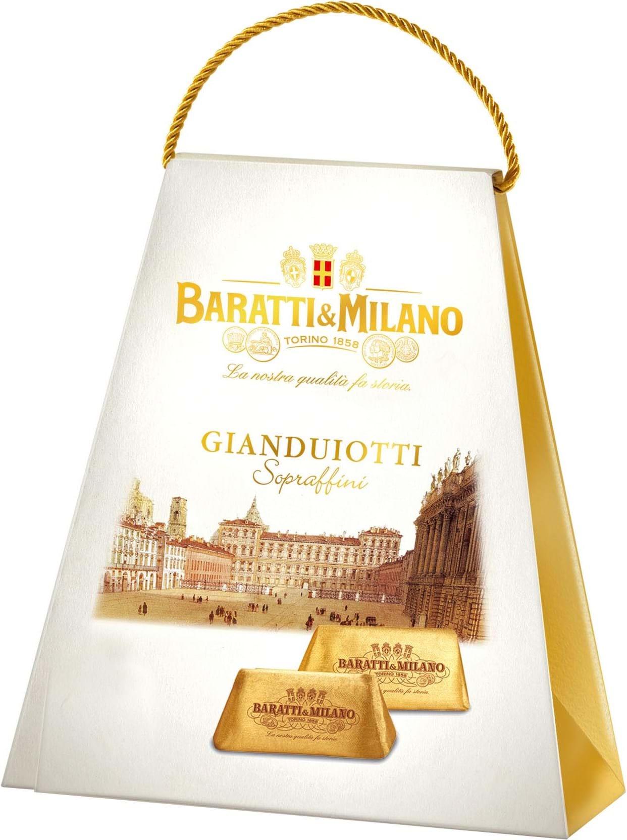 Baratti & Milano Gianduiotti Ballotin 180g