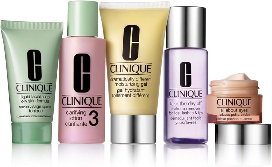 Clinique 3 Steps-System Skincare Plus Set