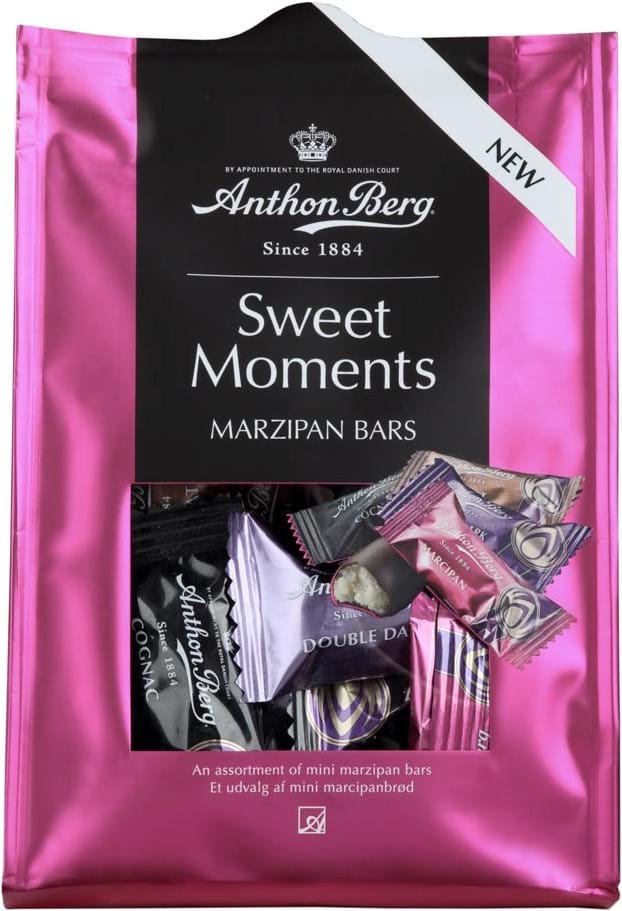 Anthon Berg Sweet Moments 165g