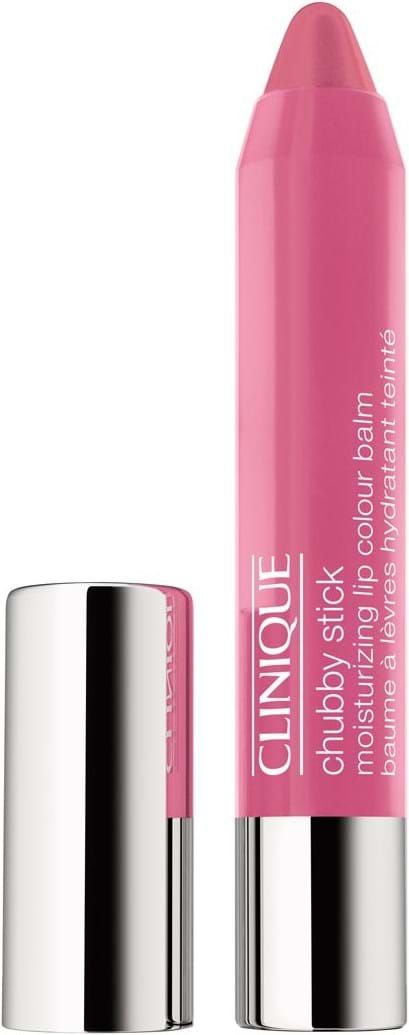 Clinique Chubby Stick Moisturizing Lip Colour Balm N° 07 Super Strawberry