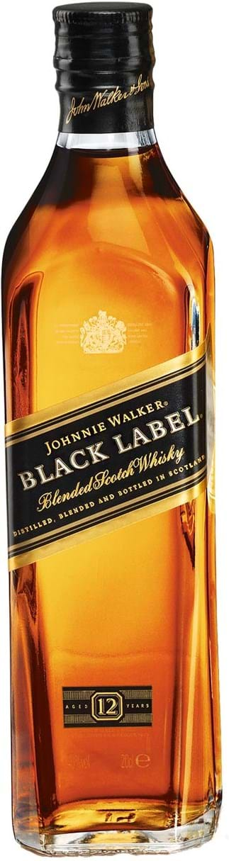 Johnnie Walker Black 40% 0.2L