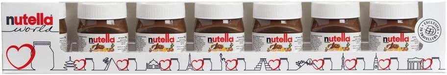 Nutella Weekly Pack, 7 x 30g