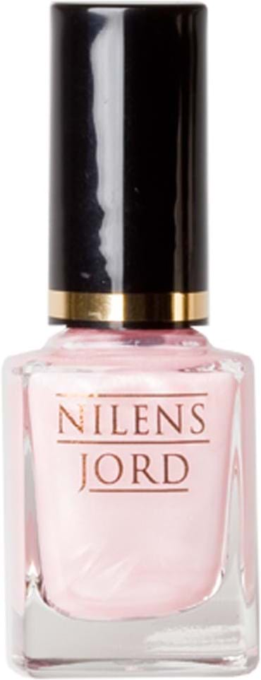 Nilens jord Nail Polish N° 661 Light Rose Pearly 12 ml